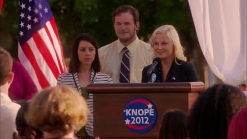 Parks and Recreation - Season 4 - Episode 1: I'm Leslie Knope
