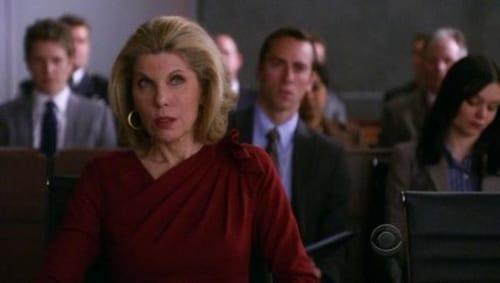 The Good Wife - Season 2 - Episode 15: Silver Bullet