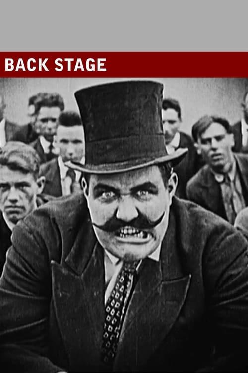 مشاهدة الفيلم Back Stage مجانا