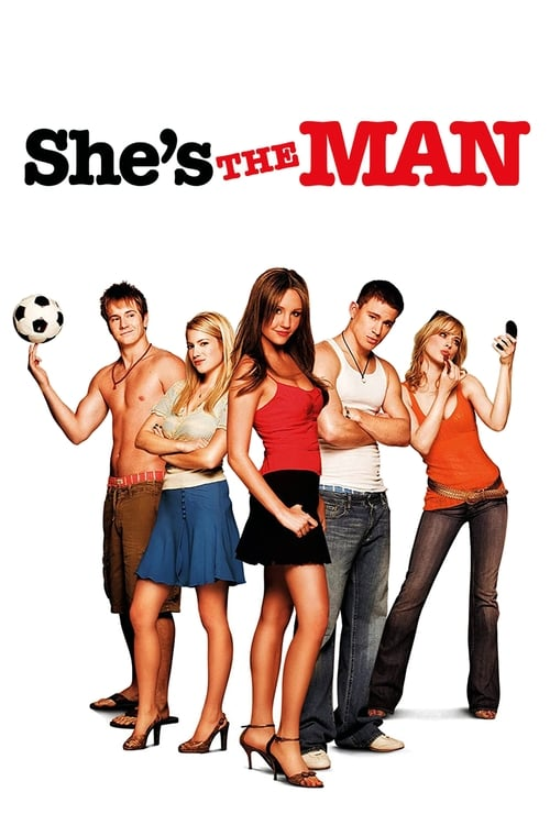 Streaming She's the Man (2006) Best Quality Movie