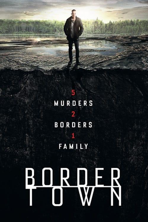 Poster von Bordertown