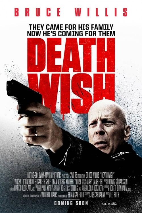 Box office prediction of Death Wish