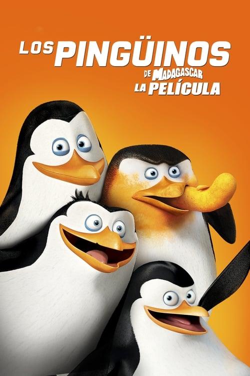 Película Los Pingüinos de Madagascar Doblado Completo