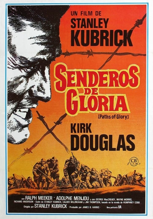 Paths of Glory Peliculas gratis