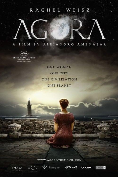Agora - Die Säulen des Himmels - Abenteuer / 2010 / ab 12 Jahre