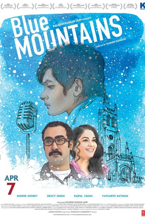 Blue Mountains Movie Poster