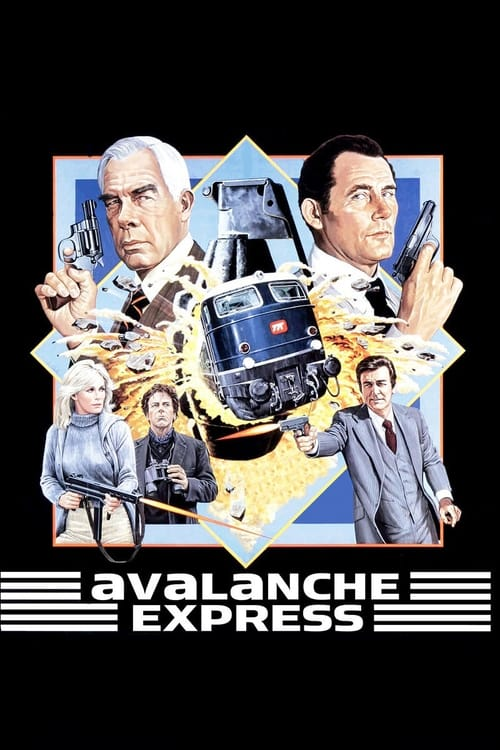 Watch Avalanche Express Online