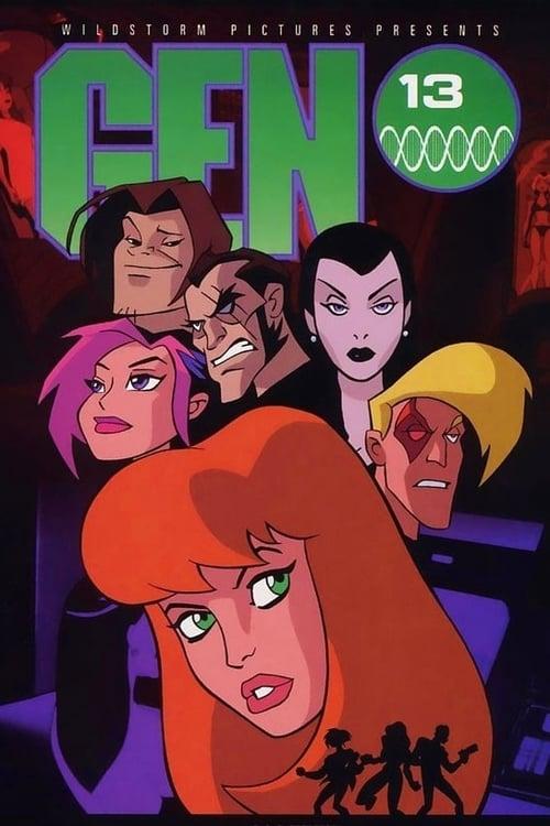Gen 13 (2000) Poster