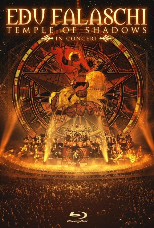 Edu Falaschi – Temple of Shadows in Concert