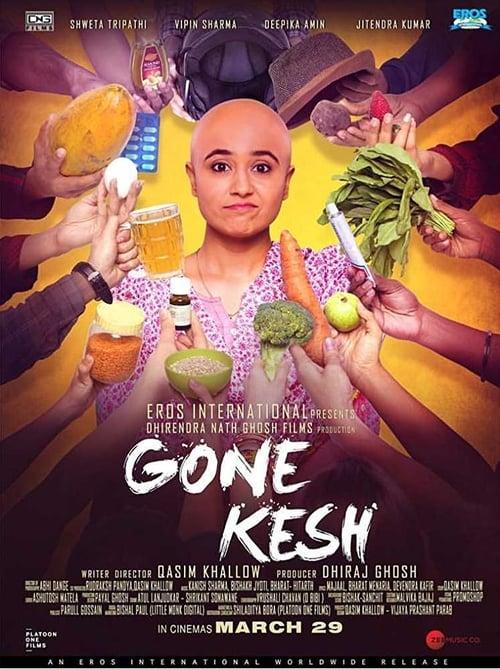 Gone Kesh (2019) Full Bollywood Movie Watch Online Free Download HD