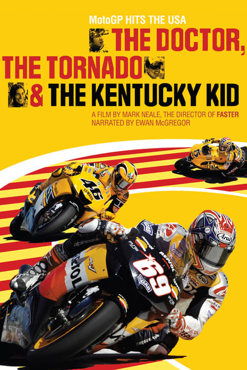 The Doctor, The Tornado & The Kentucky Kid