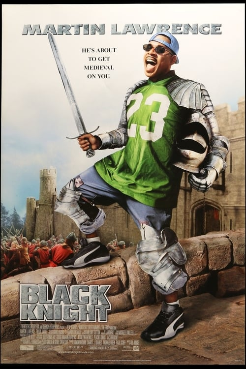 Largescale poster for Black Knight