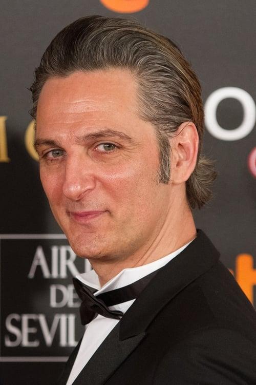 Kép: Ernesto Alterio színész profilképe
