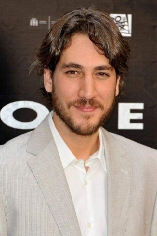 Kép: Alberto Ammann színész profilképe