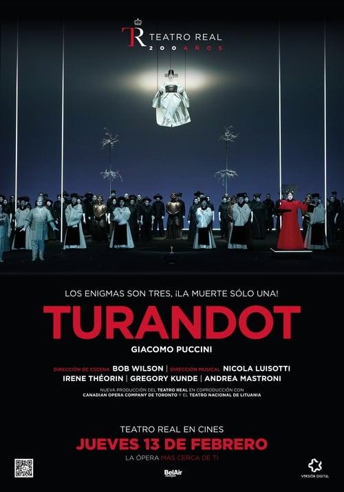 Turandot Teatro Real