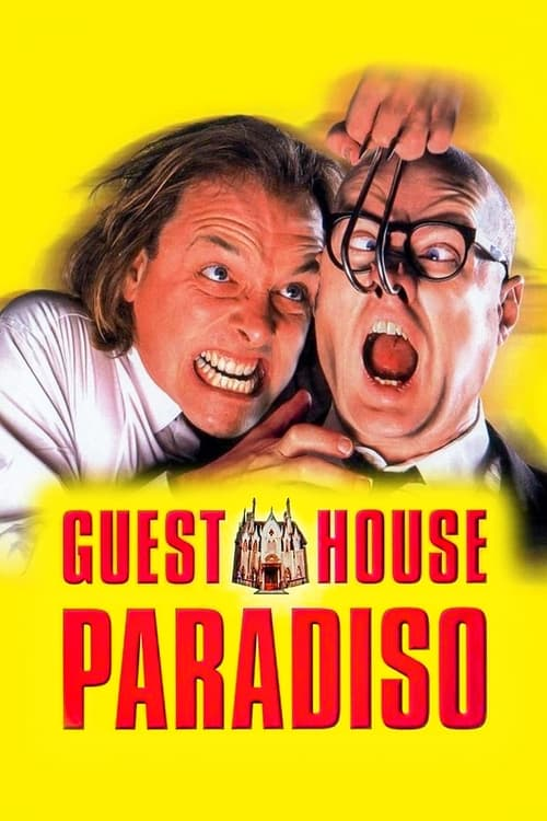 Guest House Paradiso (1999) Poster