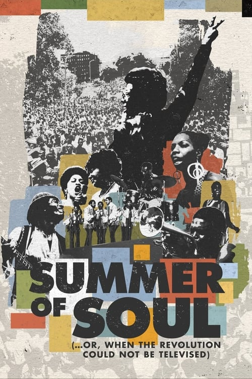 Largescale poster for Summer of Soul (...or, When the Revolution Could Not Be Televised)