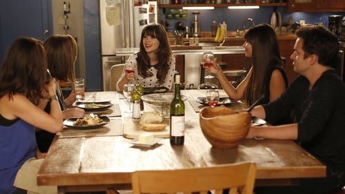 New Girl: Season 2 – Épisode Eggs