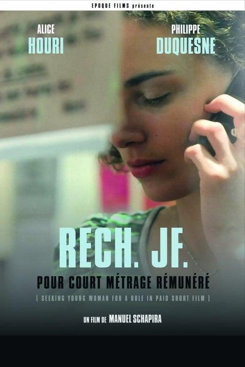 Rech JF pour court-métrage rémunéré poster