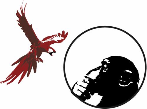 Monkeys & Parrots                                                              Logo