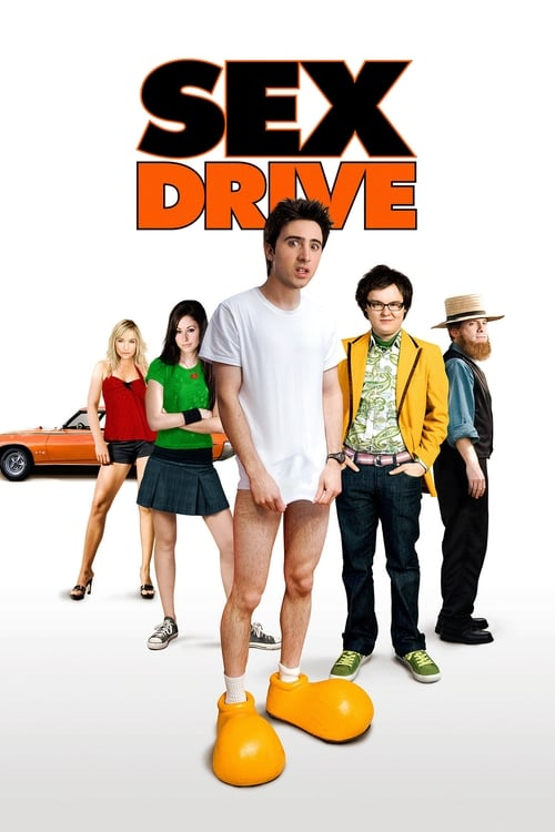 Sex Drive - Poster