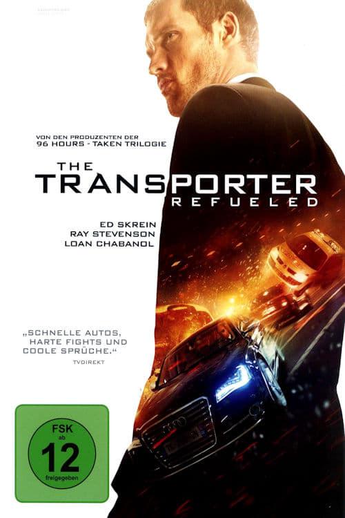 Poster von The Transporter Refueled
