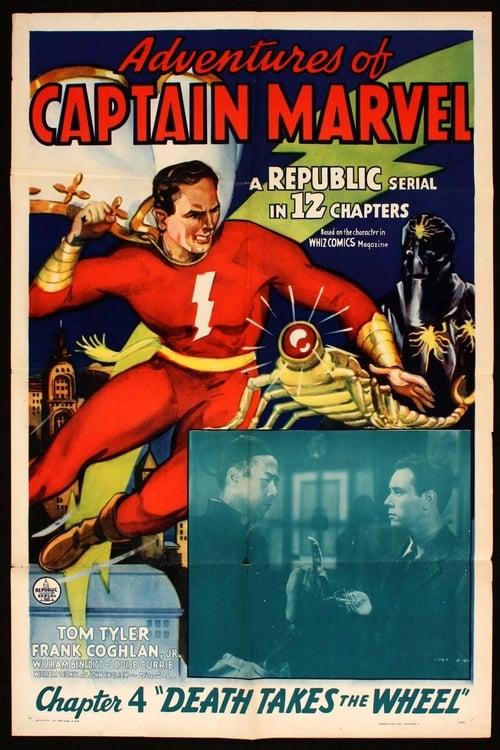 Mira La Película Adventures of Captain Marvel En Buena Calidad
