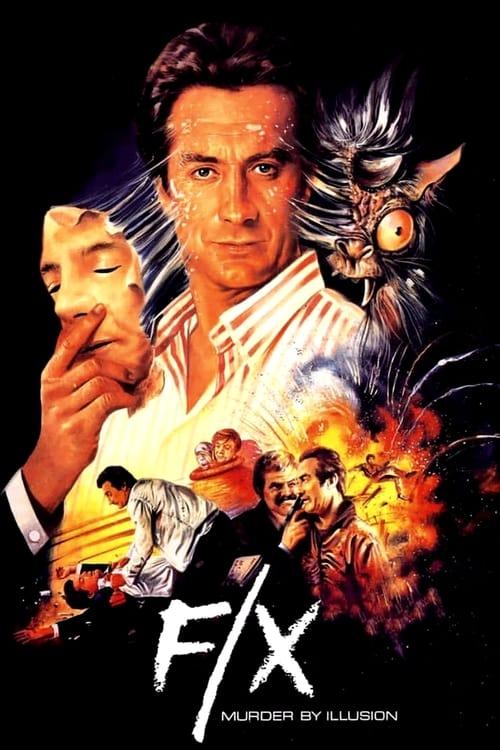 Streaming F/X (1986) Best Quality Movie