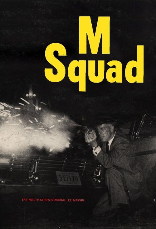 Subtitles M Squad (1957) in English Free Download | 720p BrRip x264