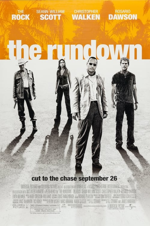The Rundown pelicula completa