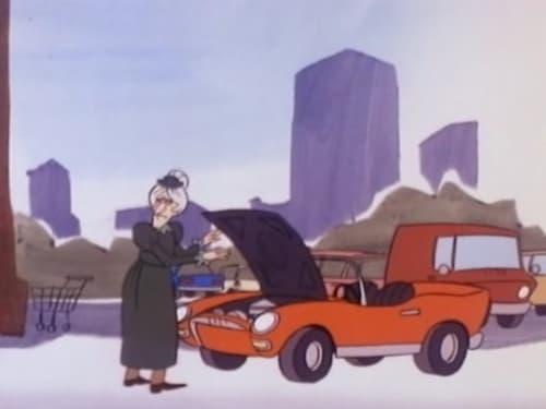 Poster della serie Hong Kong Phooey