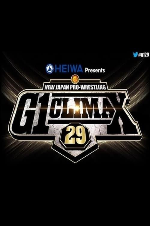 Movie Watch NJPW G1 Climax 29: Day 7