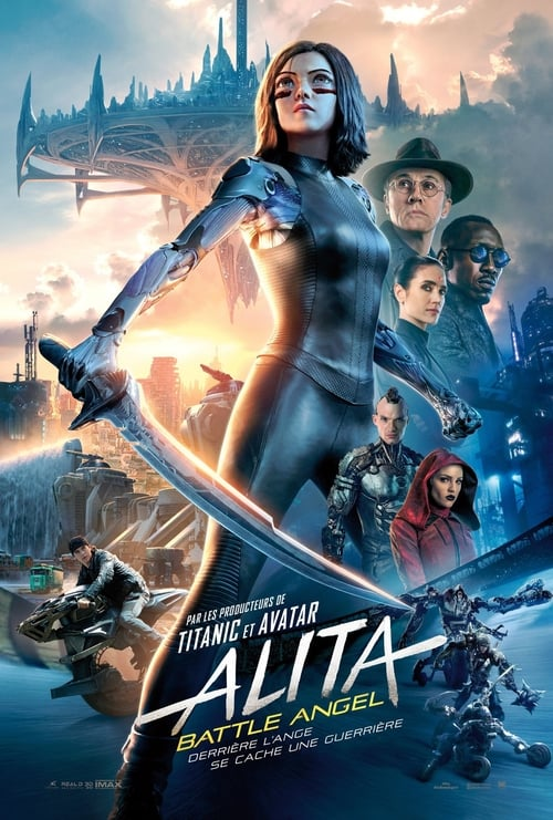 "Gratuitement"" Regarder Alita : Battle Angel ""2019 Film vf streaming complet"