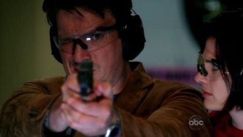 castle - Season 1 - Episode 7: Home Is Where the Heart Stops