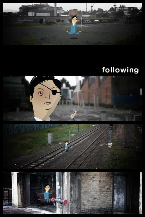 Following (2011) Poster