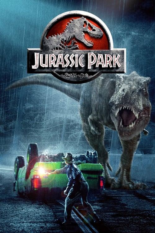Poster von Jurassic Park