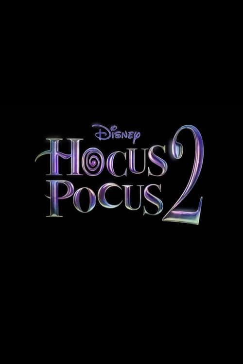 Hocus Pocus 2 (None) Poster