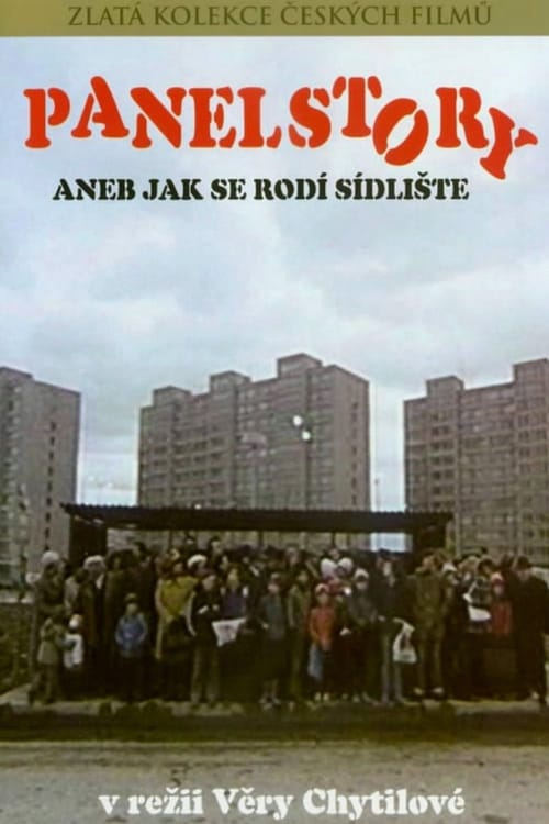 Largescale poster for Panelstory Aneb Jak Se Rodí Sídliště
