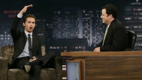 Jimmy Kimmel Live!: Season 8 – Episod Shia LaBeouf, Lauren Conrad, Wale