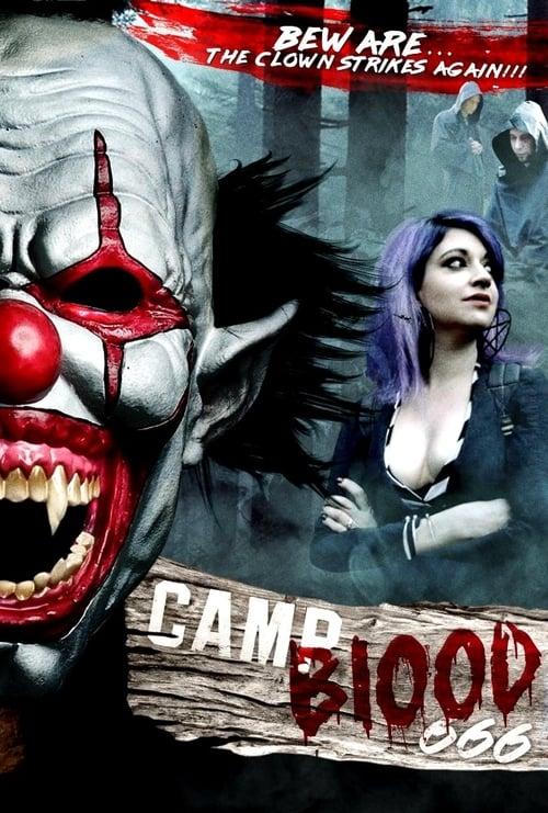 Ver pelicula Camp Blood 666 Online