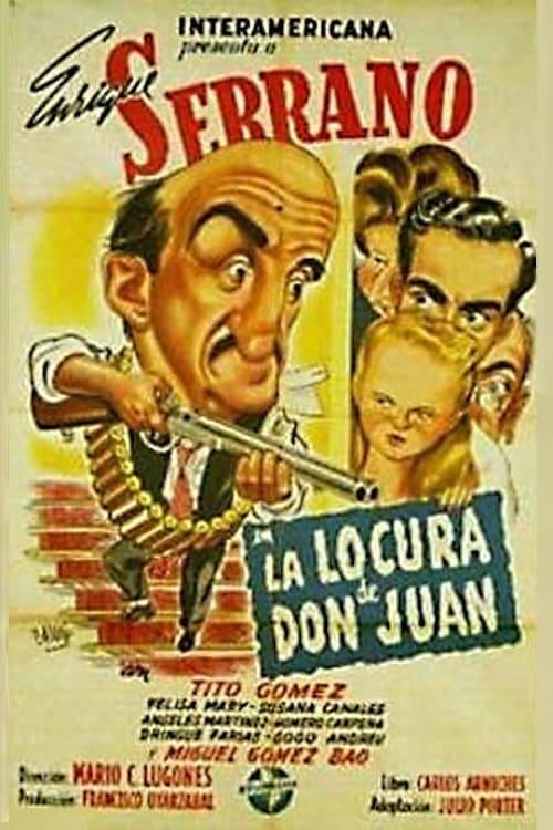 Ver pelicula La locura de Don Juan Online
