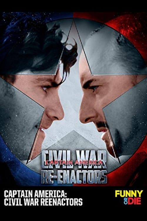 Ver Captain America: Civil War Reenactors Gratis