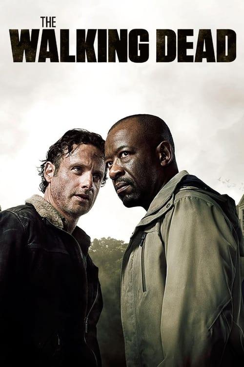 Les Sous-titres The Walking Dead (2010) dans Français Téléchargement Gratuit | 720p BrRip x264