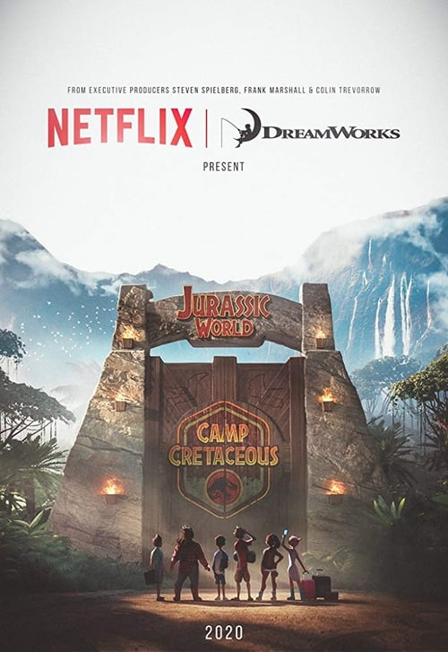 Banner of Jurassic World: Camp Cretaceous