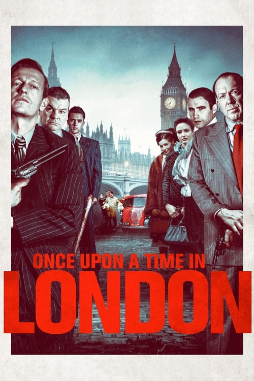 Poster von Once Upon a Time in London