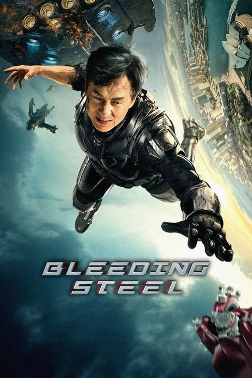 Poster. Bleeding Steel (2018)