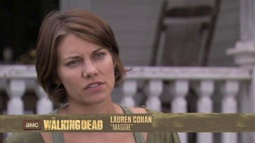 The Walking Dead - Season 0: Specials - Episode 18: Inside The Walking Dead: Cherokee Rose