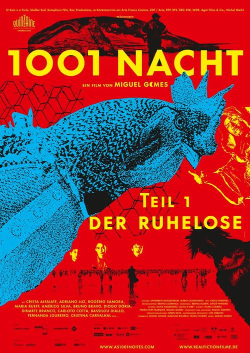 Film 1001 Nacht: Teil 1: Der Ruhelose Auf Deutsch Online