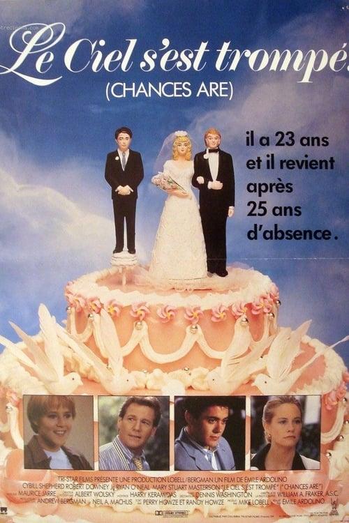 Le Ciel S'est Trompé - Chances Are - 1989