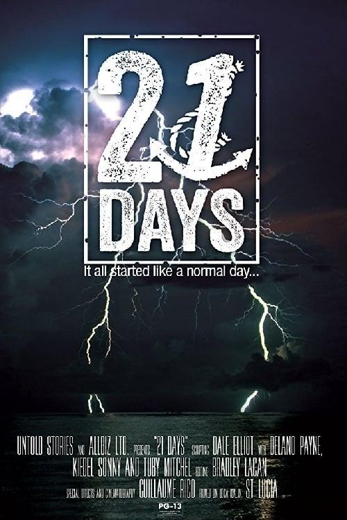 Película 21 Days En Buena Calidad